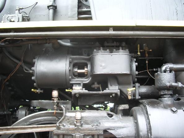 tuyau nourrice de sortie moteur force
